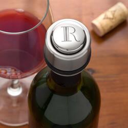 Personalized Wine Bottle Cap - Zippo