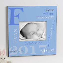 Personalized 5x7 Picture Frame -..