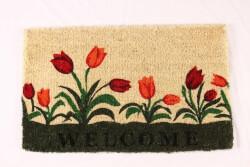 Tulip Doormat