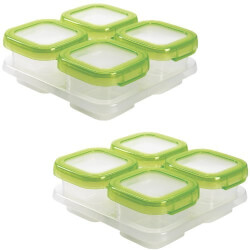 OXO Baby Blocks Freezer Storage Containers