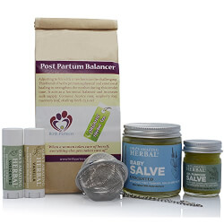 New Mama Natural Gift Box