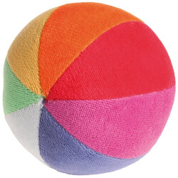 Soft Organic Rainbow Ball