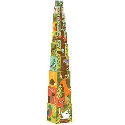 Petit Collage Nesting Blocks