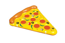 Giant Inflatable Pizza Slice
