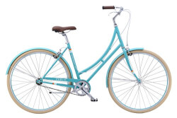 Women's Dutch Style City Bike