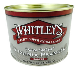 Salted Virginia Peanuts