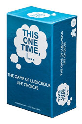 The Game of Ludicrous Life Choices