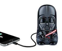Darth Vader Portable Battery Charger