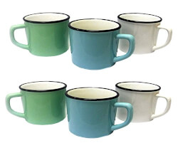 Retro Coffee Mugs