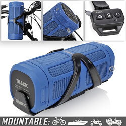 Bluetooth Bike Speaker
