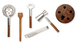 Cocktail Bar Tool Kit Set