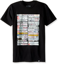 80s Mix Tapes Tee