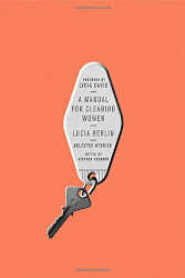A Manual for Cleaning Women Book