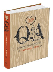 Our Q&A a Day: 3-Year Journal for 2 People