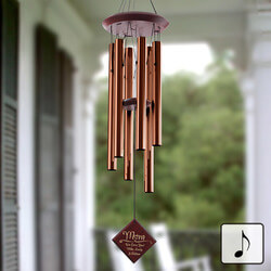 Personalized Wind Chimes