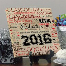 Graduation Canvas