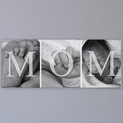 Mom Photo Canvas