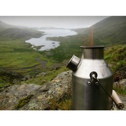 Camping Stainless Steel Cooking Set