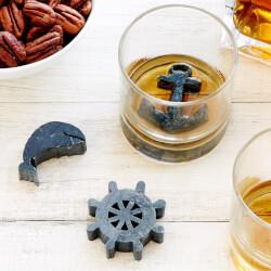 Nautical Whiskey Stones