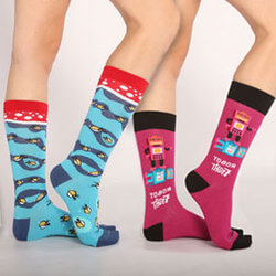 Wild & Crazy Socks Subscription