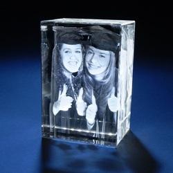 3D Photo Crystal