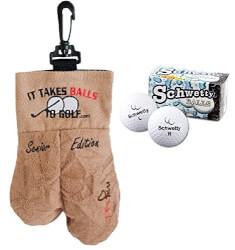 Golf Ball Sack