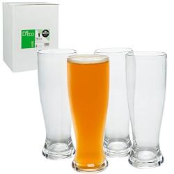 Unbreakable Beer Glasses