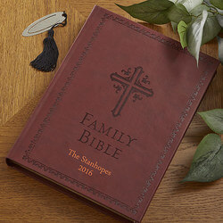 Personalized Family Bible
