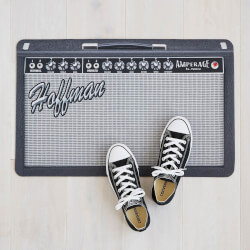 Personalized Amp Doormat