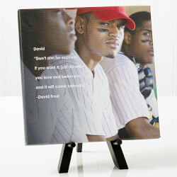 Personalized Photo Canvas Print