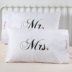 Personalized Pillowcase Set