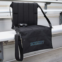 Personal Portable Padded Bleacher Seat