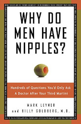 Why Do Men Have Nipples? Book