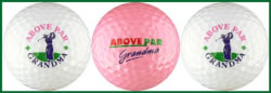 Golf Ball Gift Set