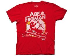 Ferris Bueller's Day Off Abe Froman T-Shirt