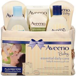 Aveeno Baby Mommy & Me Gift Set