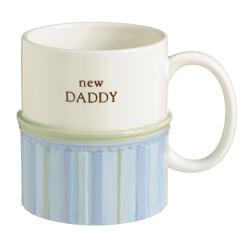 Cute New Daddy Mug