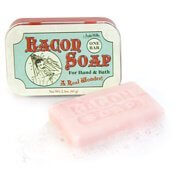 Bacon Soap in Tin