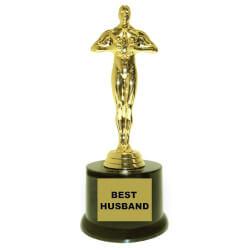 Best Husband Hollywood Award