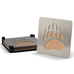 NCAA Sportula Products Boaster Coaster