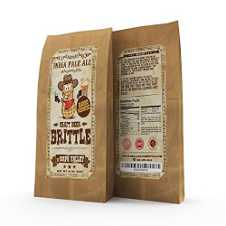 Award Winning Gourmet Beer Brittle