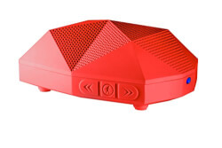 Water-Resistant Wireless Bluetooth Hi-Fi Speaker