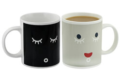 Color Changing Coffee Mugs