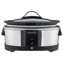Smart Wifi-Enabled Slow Cooker