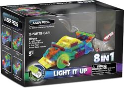 Light Up Race Car