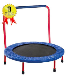 Portable and Foldable Trampoline