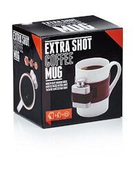 Extra Shot Coffee Mug & Mini Flask Set