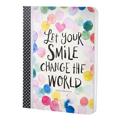 Let Your Smile Change the World Journal