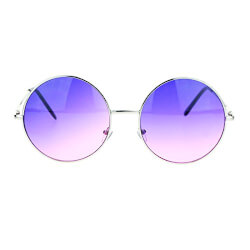Retro Round Lennon Sunglasses