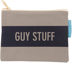 Guy Stuff Pouch